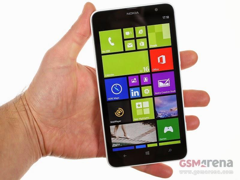 هاتف nokia lumia 1320