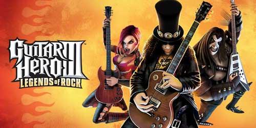 Guitar Hero Forever