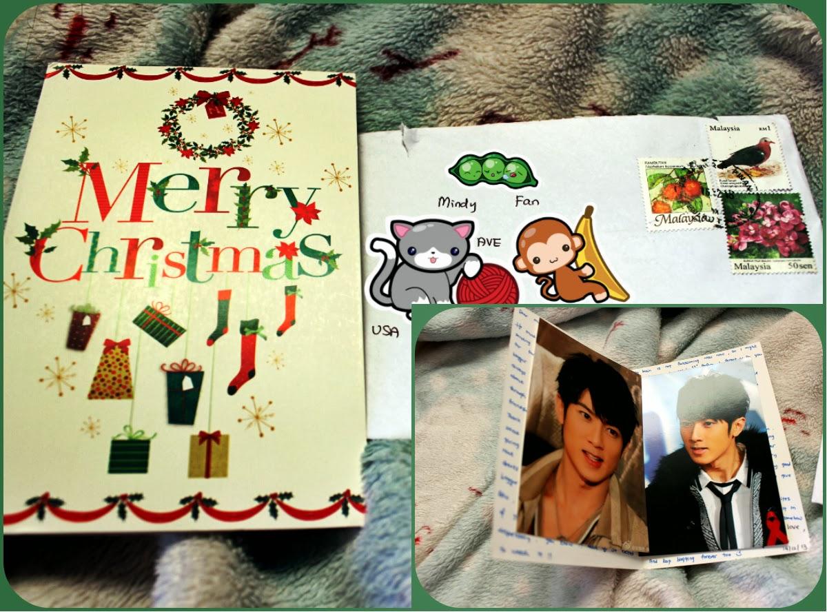Christmas Card Wu chun