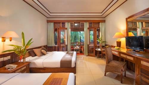 Hotel Bagus Untuk 4 orang di Pantai Pangandaran