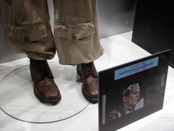 Unbroken Bombardier costume boots