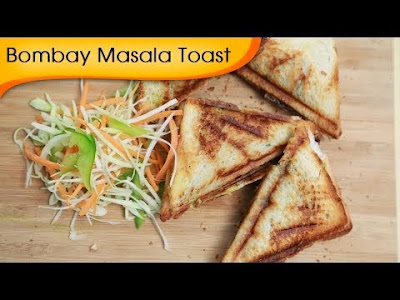 How to make masala toast