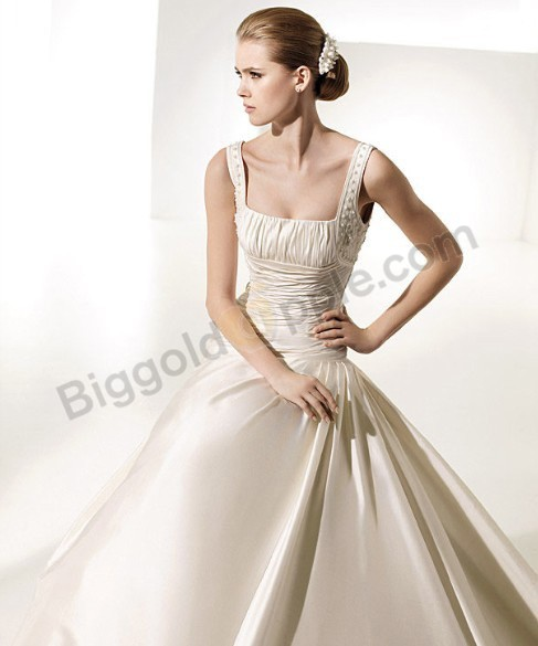 BIgGoldApple's Blog: Clean Your Wedding Dress--It's Very Easy