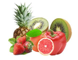 makanan tinggi vitamin C