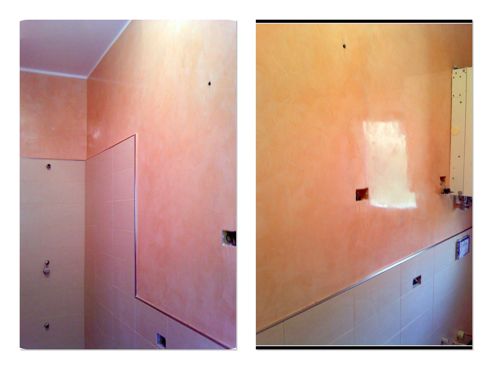 I colori di casa stucco veneziano - Stucco veneziano bagno ...