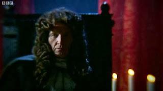 Ator interpreta o Rei Jame II - Documentário sobre a história da Escócia - Foto: BBC/Reprodução