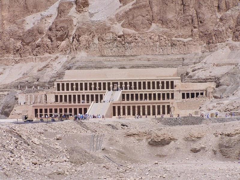 Lembah-Para-Raja-Mesir
