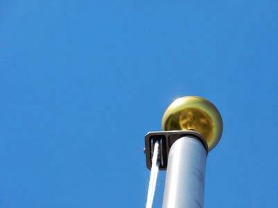 Flag Pole Pulley
