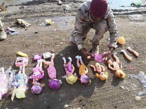 Boneka, Senjata Baru ISIS Bantai Syiah