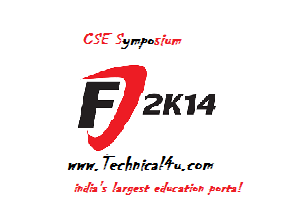 Forza 2k14, CSE Symposium, St Michael College of Engineering and Technology, Tamil Nadu, March 15, 2014