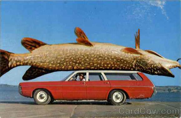 Fish Art Car Central