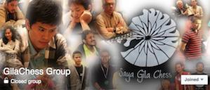 GIlaChess Group on FB