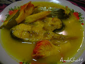 Ikan Patin Masak Tempoyak