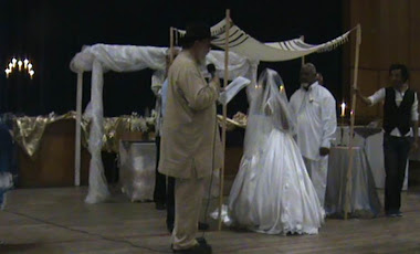 Dolf and Dulcie-Messianic wedding