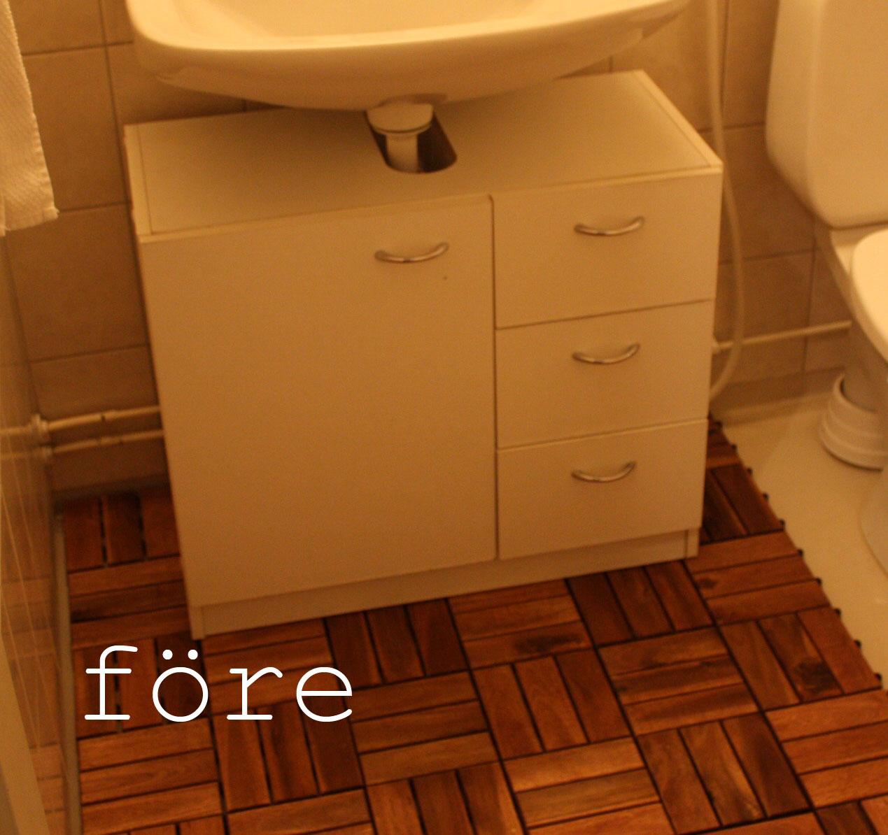 Litet badrumsskåp ~ xellen.com