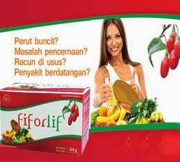 FiforLif Herbal Perut Buncit