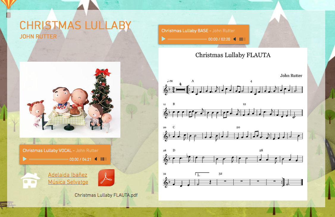 http://musicaade.wix.com/christmaslullaby