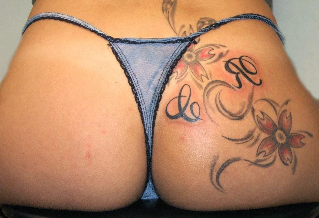 Tatuajes: Sensualidad bajo tinta, cuerpos de infarto y rebeldía... Todo en chicas guapas 1x2.