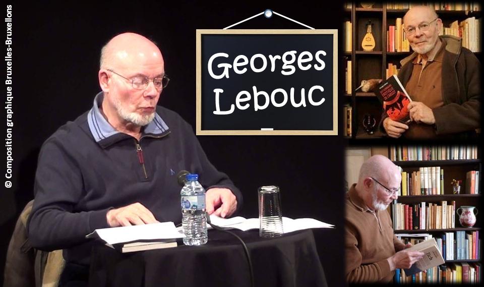 Georges Lebouc - Mémoire de l'âme bruxelloises - Bruxelles-Bruxellons