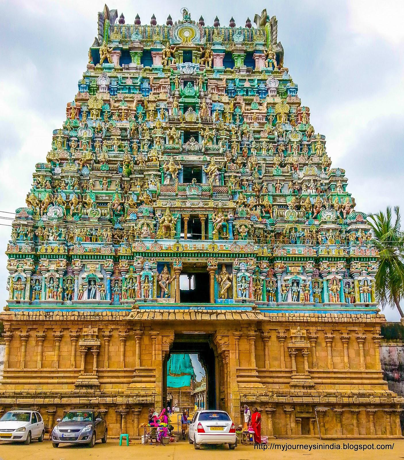 Pateeshwaram Thenupuriswarar Temple