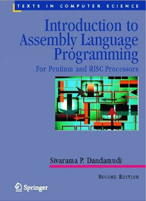 Introduction to Assembly Language Programming For Pentium and RISC Processors Cover
