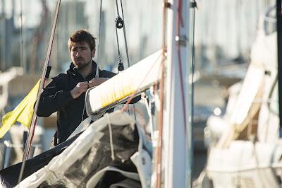 """Aymeric Decroocq, nouveau skipper Bretagne Crédit Mutuel : """"Je ne réalise pas encore tout à fait"""""""