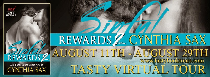 Sinful Rewards 2 Blog Tour