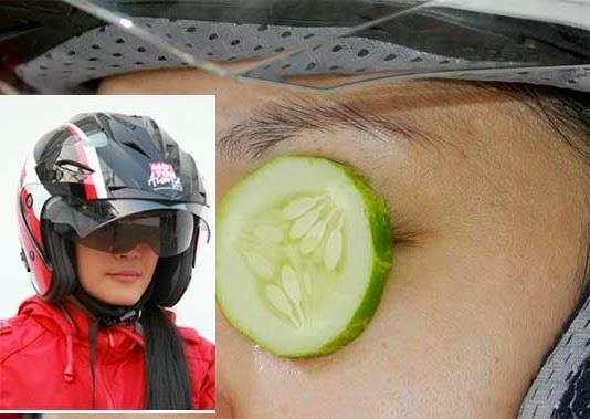 Pentingnya Menjaga Kesehatan Mata Bagi Para Biker