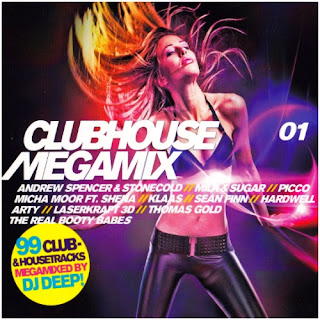 Clubhouse Megamix - Vol.1 (Mixed By DJ Deep)