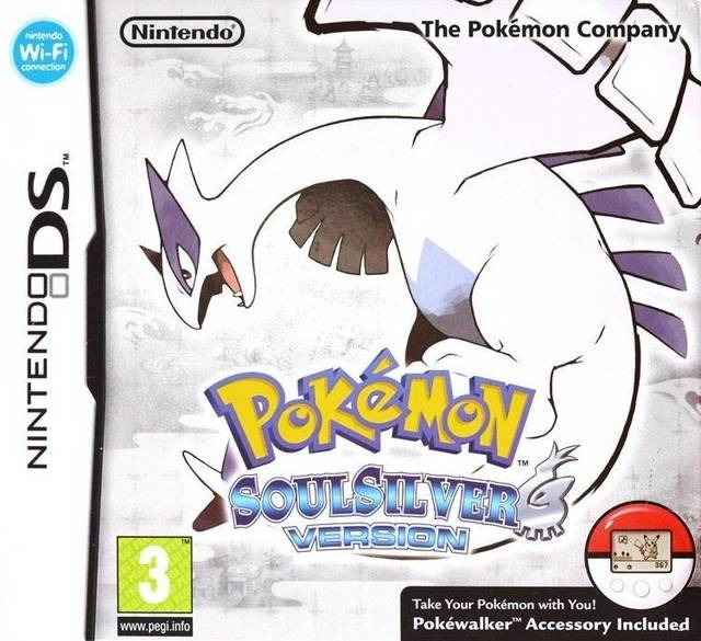Download Game Pokemon Soulsilver Version NDS | Batar Del Rey