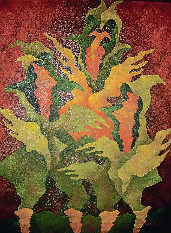 shine brite zamorano: 3d abstractions.
