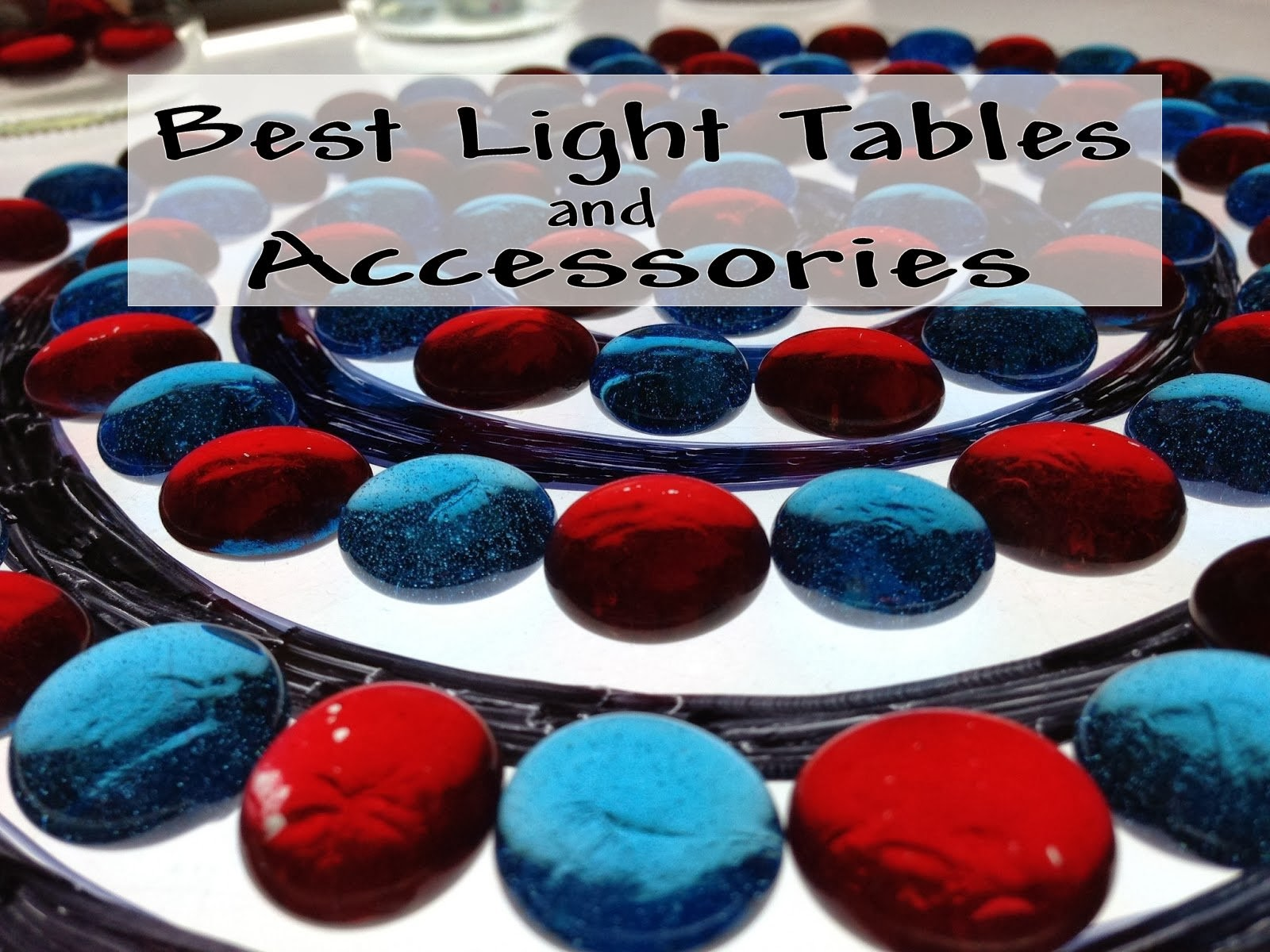 Best Light Tables And Accessories