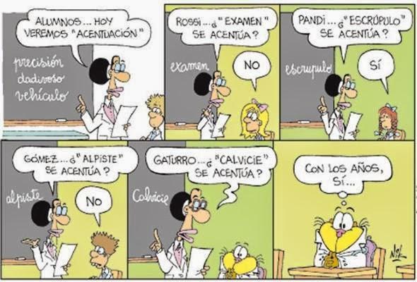Sapere aude ortograf a mejor con humor for Amenidades para periodico mural