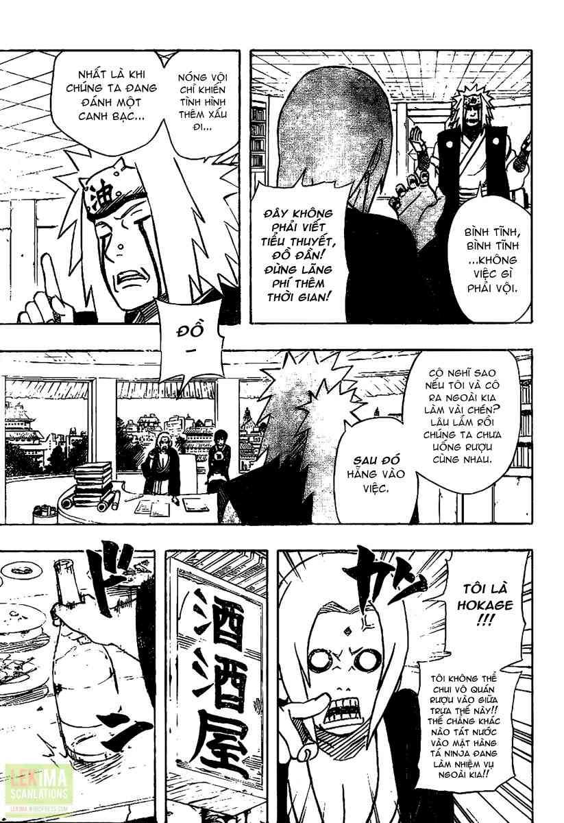 Naruto chap 366 Trang 9 - Mangak.info