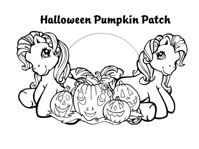 LAMINAS PARA COLOREAR - COLORING PAGES: Mi Pequeño Pony (my litlle ...