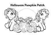 Mi Pequeño Pony (my litlle pony)para dibujar pintar colorear e imprimir mi pequeã±o pony my litlle pony para dibujar pintar colorear imprimir recortar pegar
