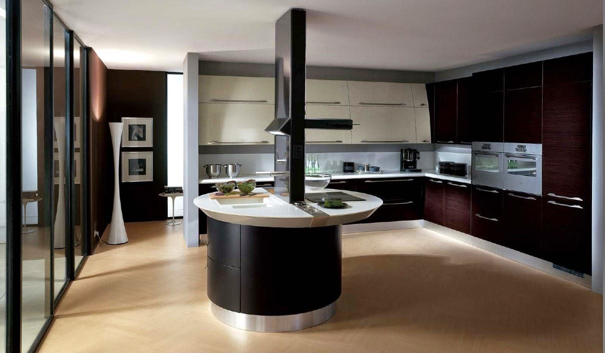 high tech design for future home