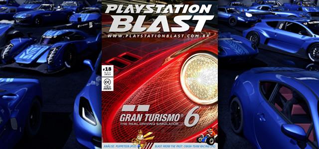 Revista PlayStation Blast Nº18 Capapsn18