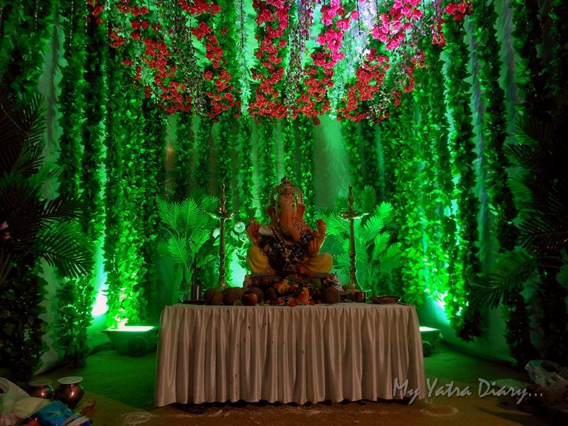 Lord Ganesha Pictures, Ganesh Pandal Hopping, Mumbai