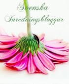 Jag är medlem i svenska inredningsbloggar