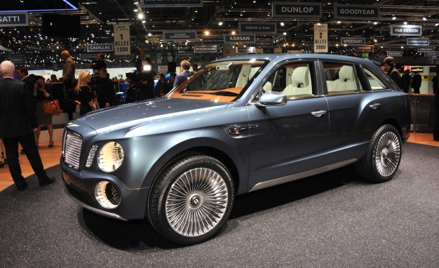 Im Just Saying...: The Bentley Truck Is Now A Reality
