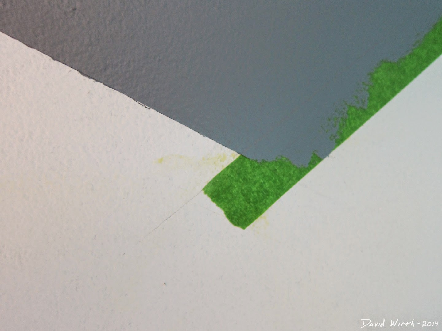 masking tape clean straight edge, how to paint a straight edge