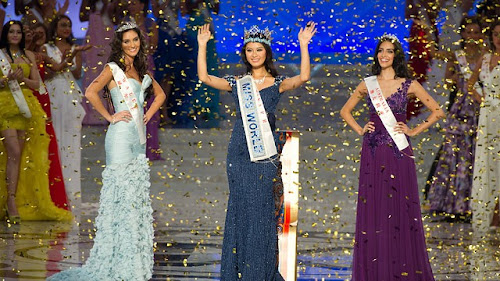 Pemenang Miss World 2012