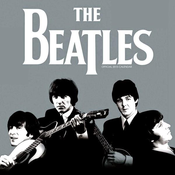 Calendario 2015 The Beatles