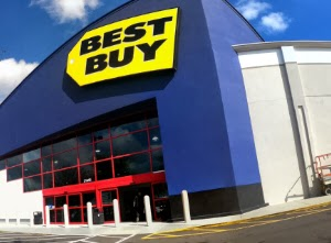Reisetipp Clearwater: Best Buy (Elektronik Shop)