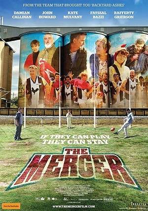 The Merger - Legendado Torrent