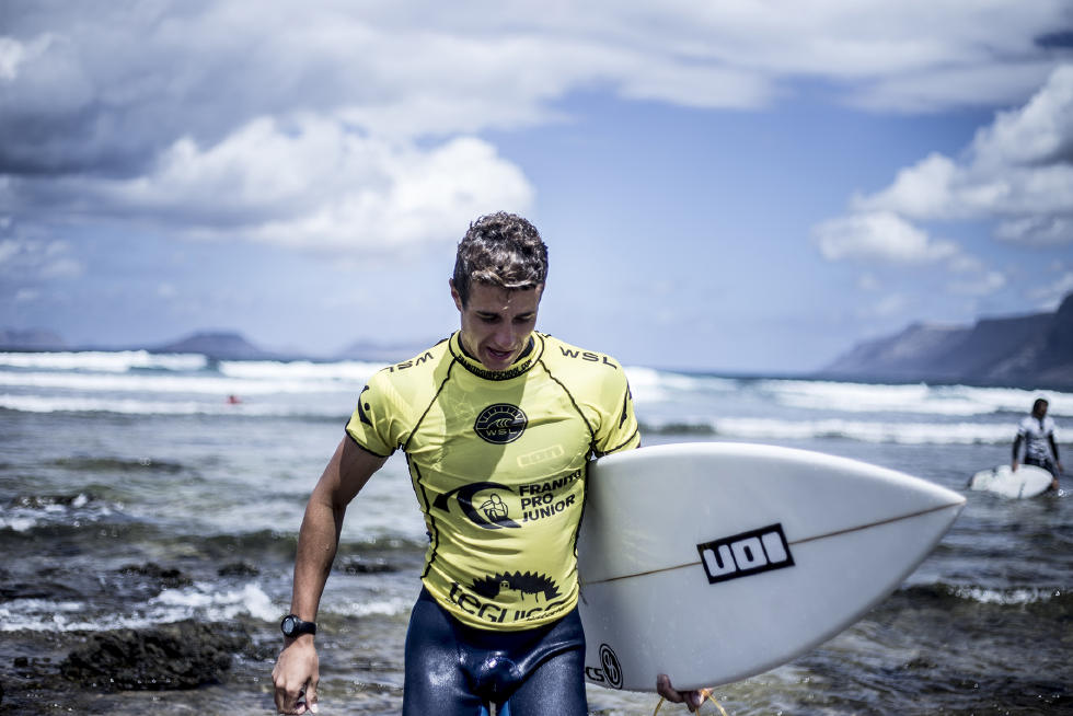 19 Andy Criere FRA Lanzarote Teguise 2015 Franito Pro Junior Foto_WSL Gines Diaz