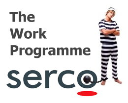 SERCO WORK PROGRAMME UNIFORM