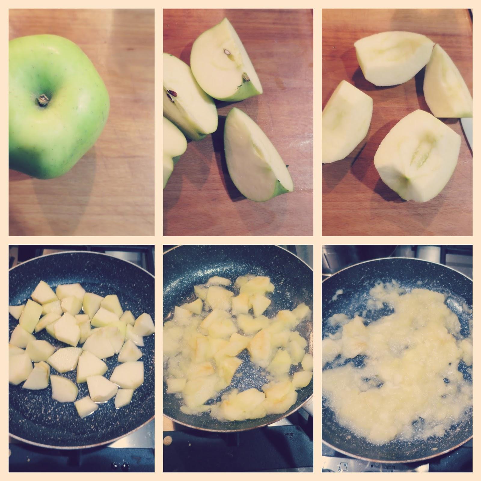 purea di mele