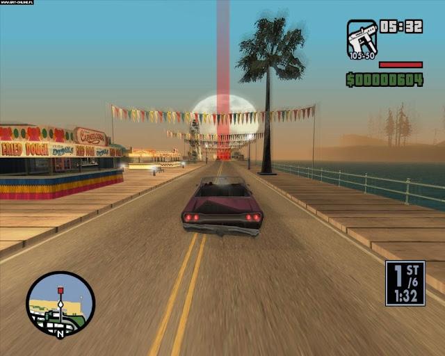 GTA San Andreas (PC) PT-BR Completo + Crack + Samp